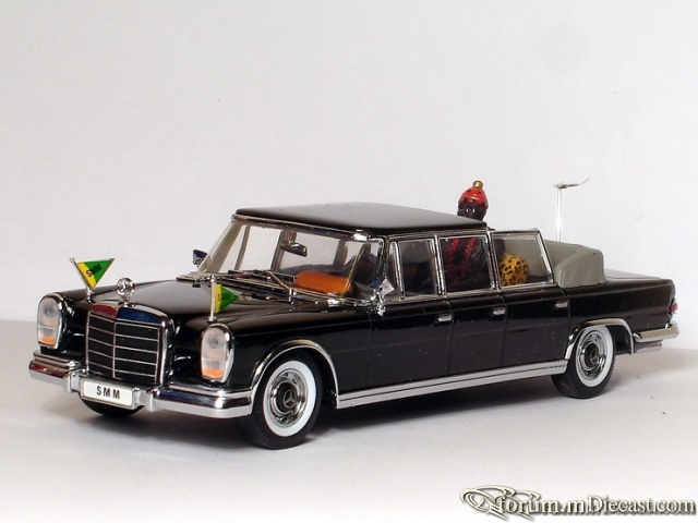 Mercedes-Benz W100 600 Pullman 6-door African King Vitesse