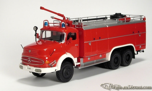 Mercedes-Benz LA2624-S-STLF 5000/3000 (Heines) Kimmeria