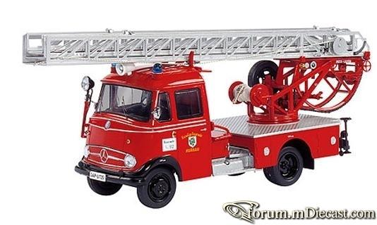 Mercedes-Benz L319 Turning Ladder Feuerwehr Murnau Schuco