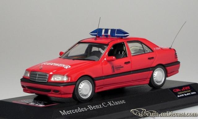 Mercedes-Benz W202 C-klasse Sedan 1993 Feuerwehr GM-ART
