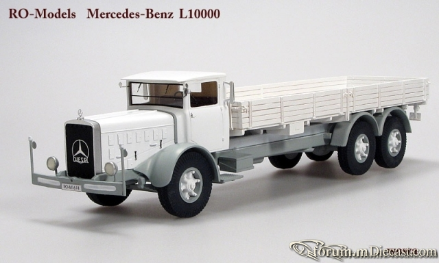 Mercedes-Benz L10000 RO-Models