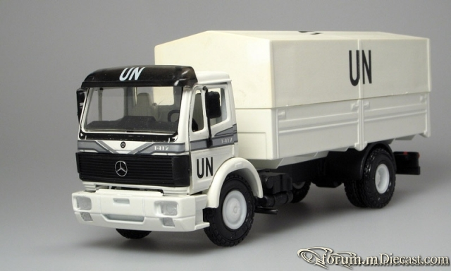 Mercedes-Benz SK-Serie 1417 UN Version NZG