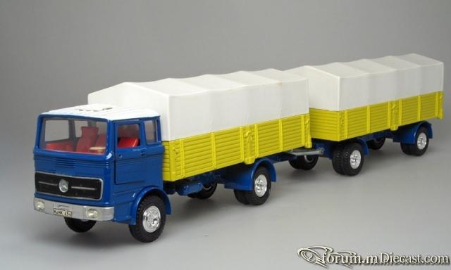 Mercedes-Benz LP 1629 Dinky Toys