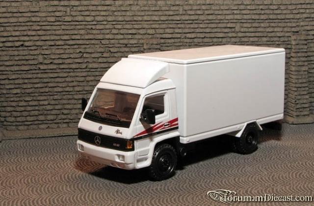 Mercedes-Benz 800 LKW Koffer NZG