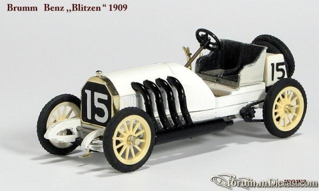Benz Blitzen 1909 Brumm