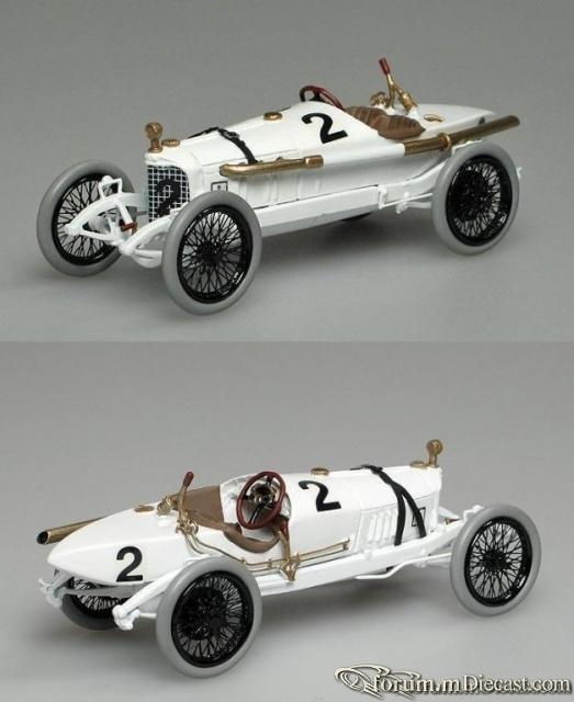 Benz 115HP 45GP 1914 Сборка GM-Art