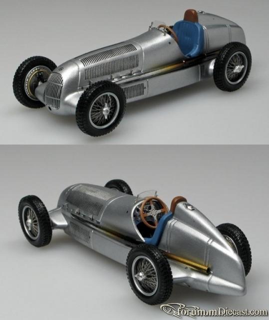 Mercedes-Benz W 25 1934 Spark