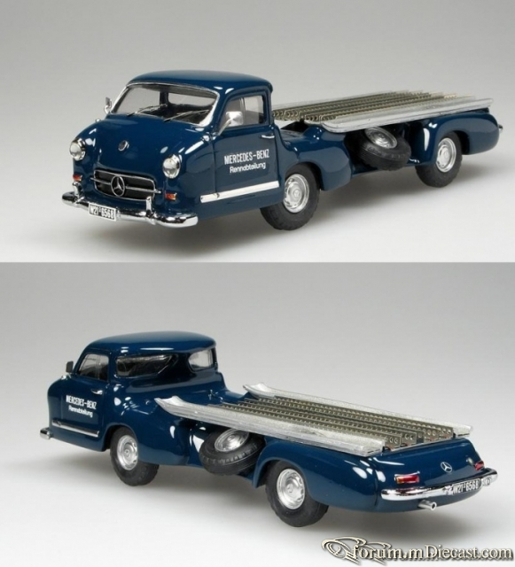 Mercedes-Benz Renntransporter 1955 Vroom