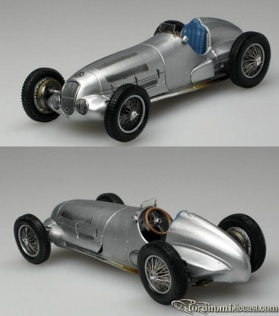 Mercedes-Benz W125 1937 Spark