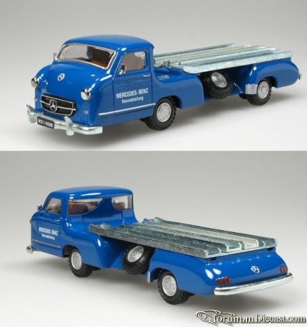 Mercedes-Benz Renntransporter 1955 Conrad