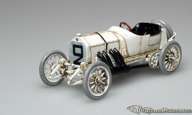 Mercedes Grand Prix (de L'Automobile Club De France in D