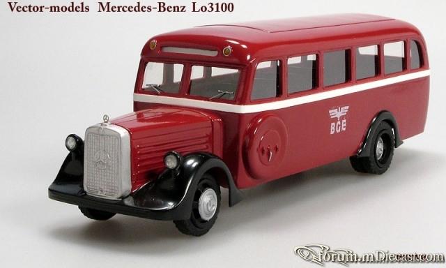 Mercedes-Benz Lo3100 Vector