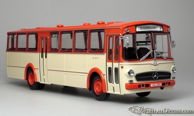 Mercedes-Benz O317K 1966 Minichamps