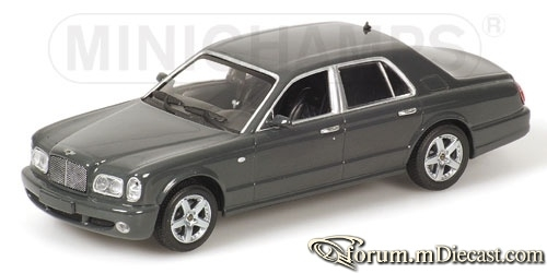 Bentley Arnage T 2003