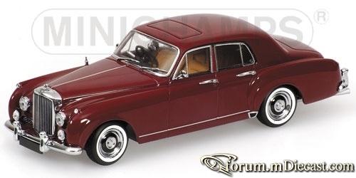 Bentley Continental S1 1955 Minichamps