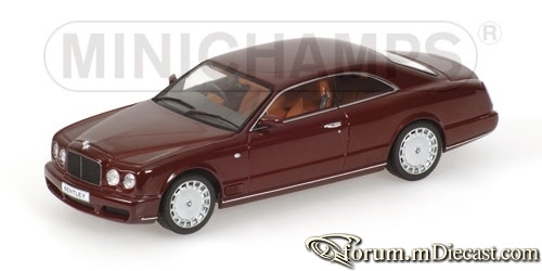 Bentley Brooklands 2007 Minichamps