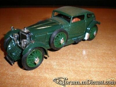 Bentley Speed Six Barnato 1928 Brumm