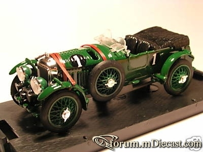 Bentley Le Mans 1929 6.5 Litre Speed Six CEC