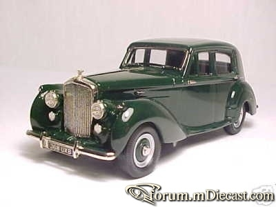 Bentley MK VI 1950 Landsdowne Models