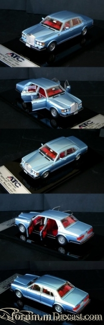 Bentley Eight 1986 ATC