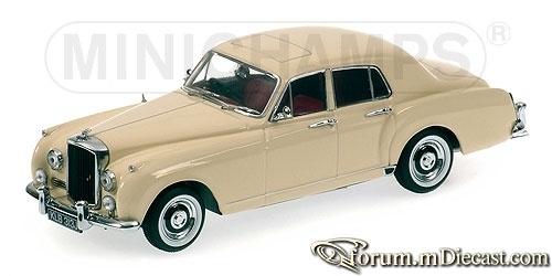 Bentley Continental S1 1956 Minichamps