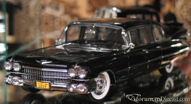 Cadillac Series 75 Limousine 1959 by Precision Miniatures