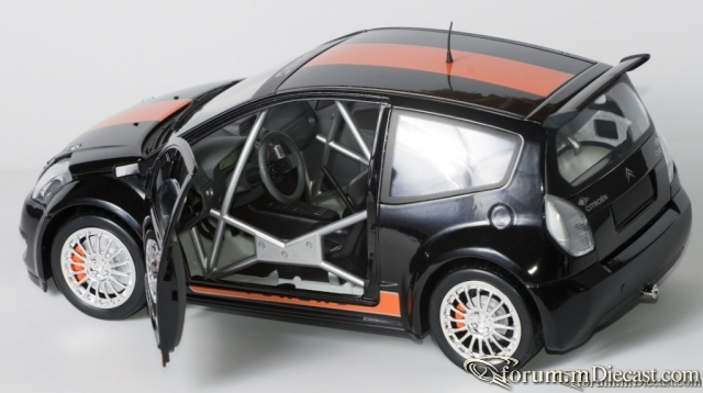 Citroen C2 Tuning Solido
