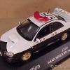 Subaru Impreza WRX Japaneze Police J-Collection