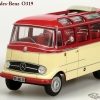 Mercedes-benz O319 Open Roof Schuco