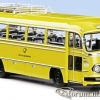 Mercedes-Benz O321 H Deutsche Bundespost Minichamps
