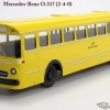 Mercedes-Benz O317 Deutsche Post Vector