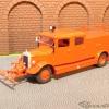 Mercedes-Benz LO2750 METZ Feuerwehr (1937) Губских