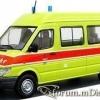 Mercedes-Benz Sprinter 2-Serie CDI Feuerwehr Uster Eligor
