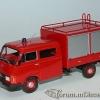 Mercedes-Benz L206D Feuerwehr Gerätewagen Kimmeria