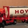 Mercedes-Benz SK-Serie Tanklastzug Hoyer NZG
