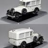 Mercedes-Benz W08 IV Typ Nuerburg 460 Krankenwagen 1932-1933