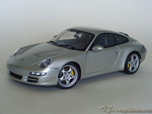 Porsche 911 (997) Carrera S Coupe 2004