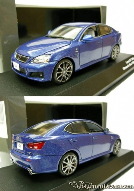Lexus IS Serie 2 IS-F J-Collection