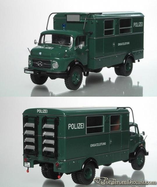 Mercedes-Benz LA 911 Polizei Premium ClassiXXs