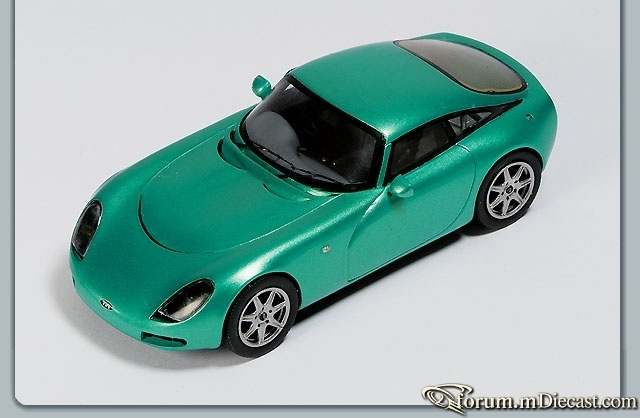 TVR T350 Coupe Spark