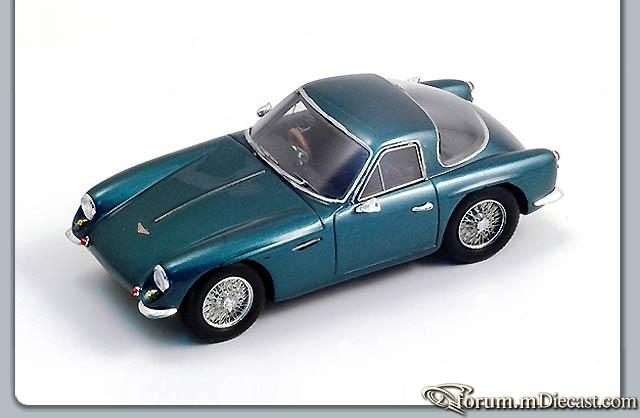 TVR Grantura MK2 Coupe 1961 Spark