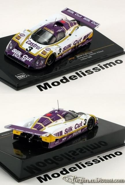 Jaguar XJR 9 Le Mans 1988 Ixo