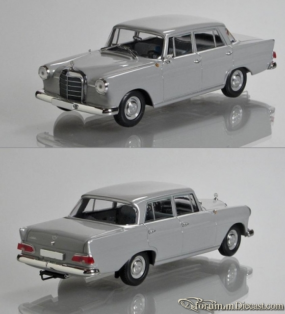 Mercedes-Benz W110 Sedan 190c 1961 Minichamps