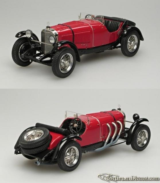 Mercedes-Benz W 06 SSK 1930 Пивторак