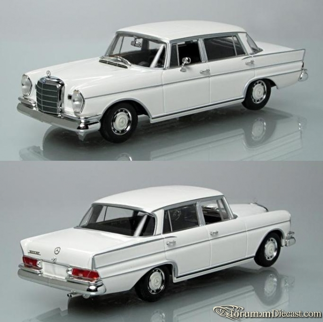 Mercedes-Benz W112/3 300 SE Lang 1965 Minichamps