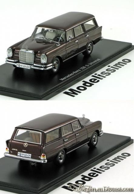 Mercedes-Benz W110 Universal 230 S Spark