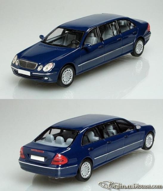 Mercedes-Benz W211 Limousine 6-Door Binz Кузнецов
