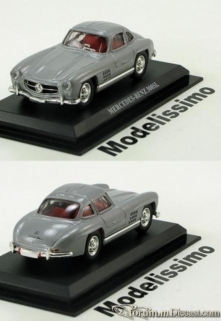 Mercedes-Benz W198 300 SL Delprado