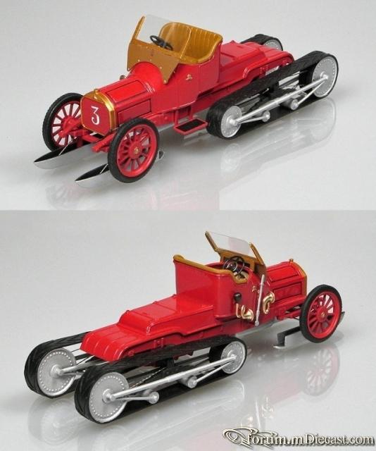 Mercedes 26-45 Kegresse 1912 Kherson Models