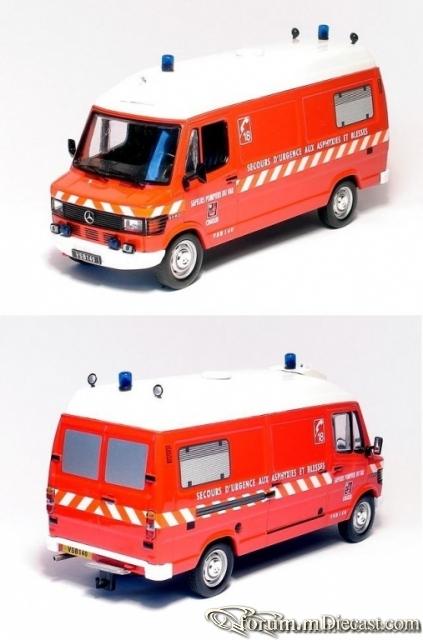 Mercedes-Benz 308D Sapeurs Pompiers Cogolin Edition Cofradis